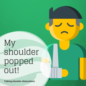 shoulder dislocation, injury, sports, sports injury
