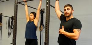 active shoulder