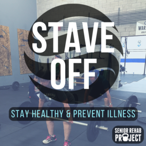 stave off physiotherapy exercise podcast