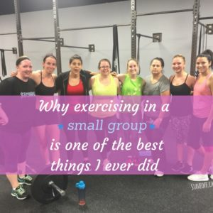 exercise, gym, workout, small group, personal training, kingston